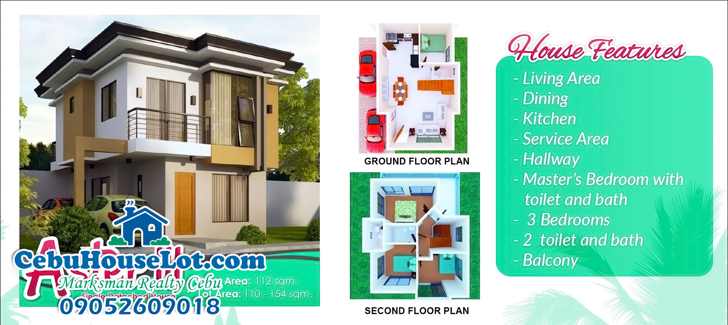 Anami Homes North (Jugan, Consolacion) | House and Lot | Cebu House Lot